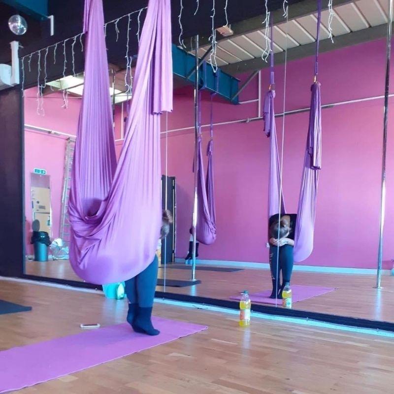Aerial Yoga Kent