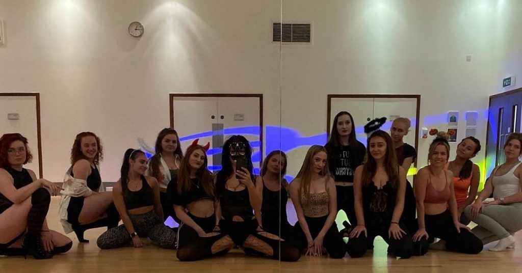 Affinity Pole Fitness Parties